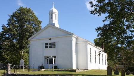 Parish of Christ Church Shelburne